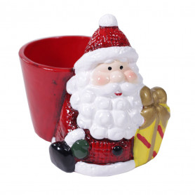 Cache-pot Père-Noël Santha