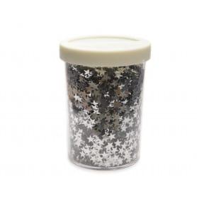 Pot de paillettes étoiles Kevin - Grossiste fleuriste