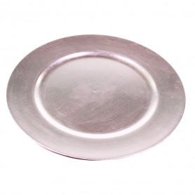 Assiette ronde Belker - Grossiste fleuriste