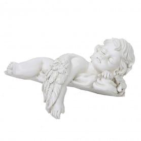 Figurine ange couché Apolin
