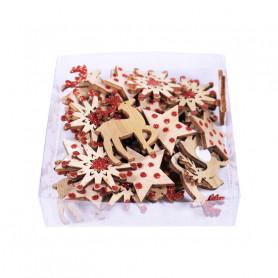 Boîte de 36 éléments Noëlias