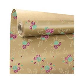 Papier kraft blanchi Trukozy