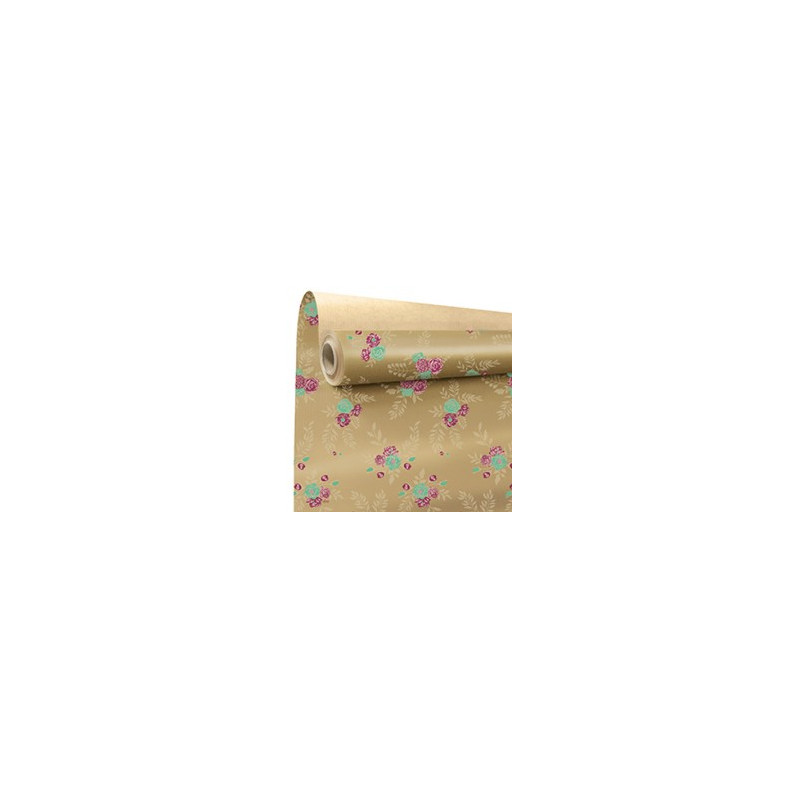 Papier kraft blanchi Trukozy - Grossiste emballage