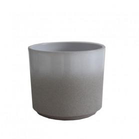 Cache-pot céramique dégradé Xiro - Grossiste fleuriste