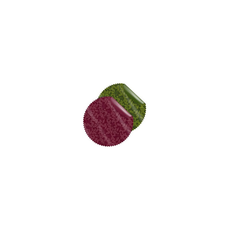 Collerettes nacrées en polypro Mineral - Grossiste polypro