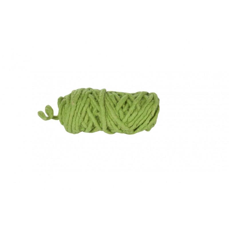 Grosse pelote de laine armée Lehnery - Grossiste fleuriste