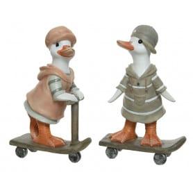Assortiment de 2 canards Skaty