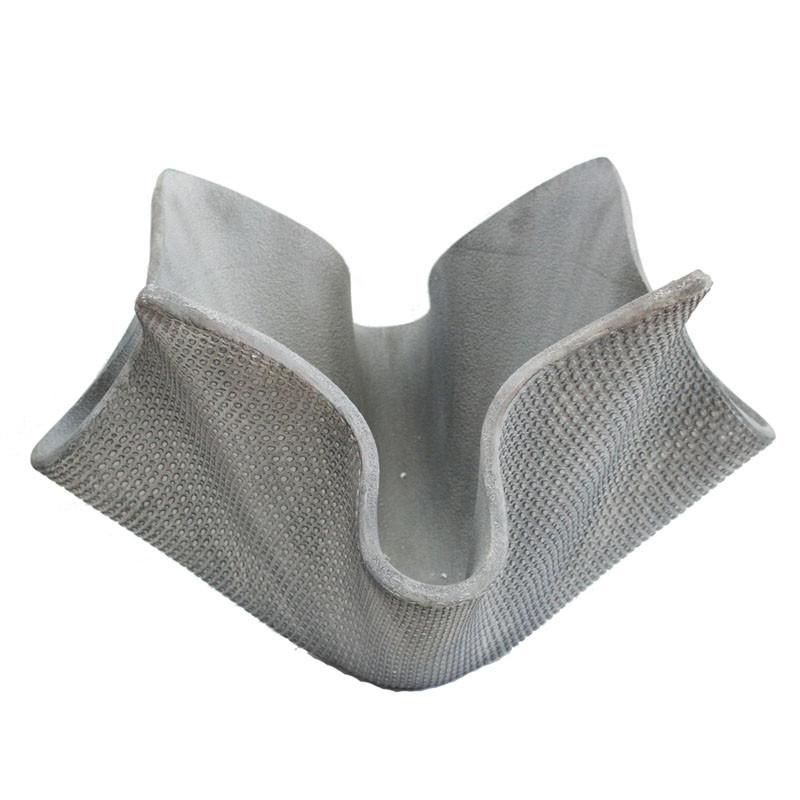 Coupe en ciment Dentely - Grossiste fleuriste