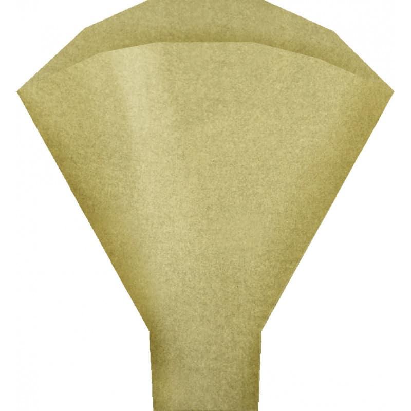 Housse à bouquet 100% papier Yvette - Grossiste fleuriste