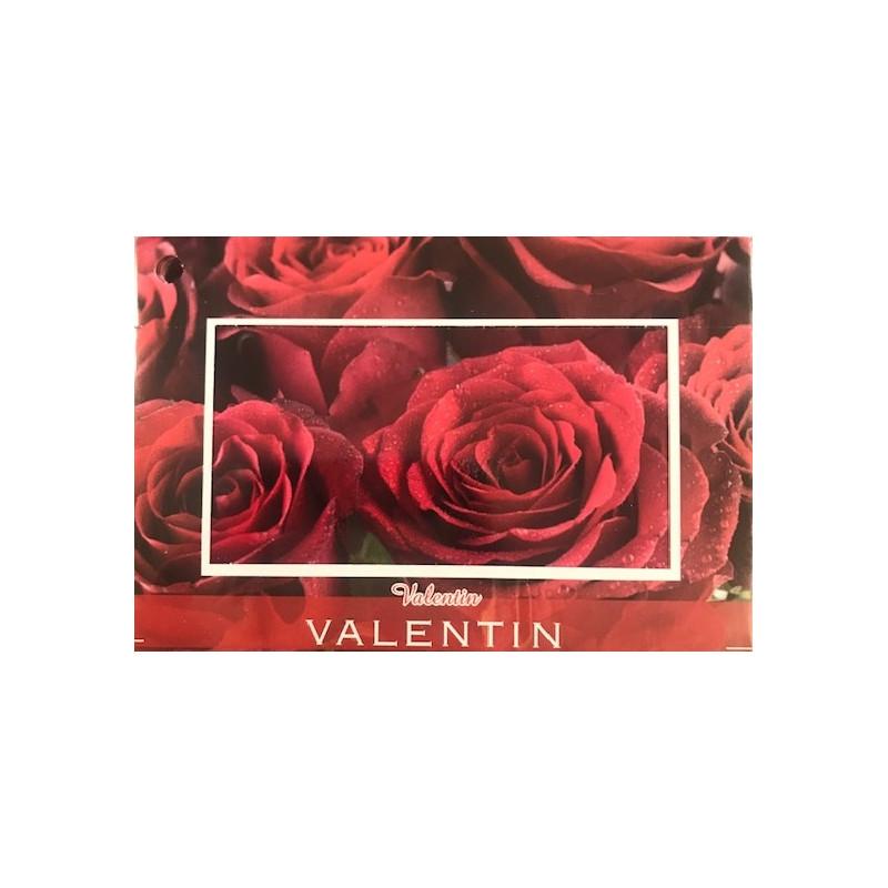 Carte de circonstance Saint Valentin - Renaud Distribution
