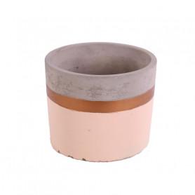 Cache-pot cylindrique lien...