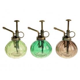 Vaporisateur à eau en verre assortie Francy - Grossiste fleuriste