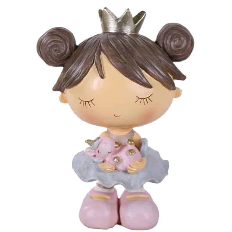 Figurine princesse ou prince Doucao - Grossiste fleuriste Renaud