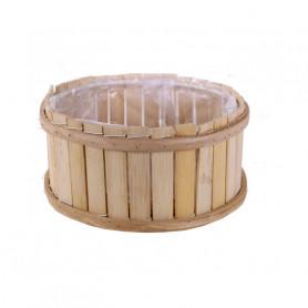 Coupe ronde en bambou...
