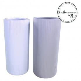 Vase rond en céramique...
