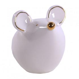 Souris en porcelaine Inesa