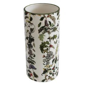 Vase cylindrique en...