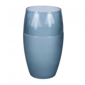 Vase en verre haut Factio
