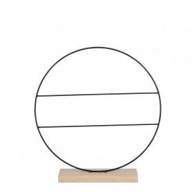 Décoration cercle en métal...