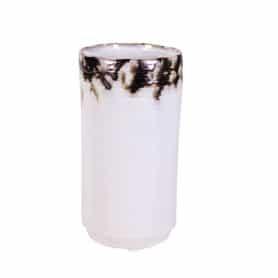 Vase cylindre en céramique...