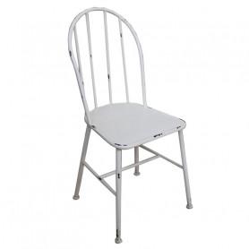 Chaise en métal Franca