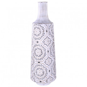 Vase en céramique motif...