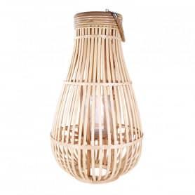 Lanterne en bambou...