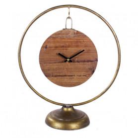 Pendule en bois suspension...