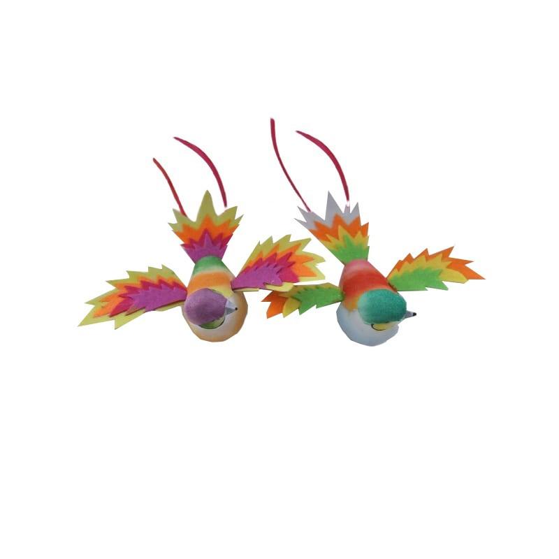 Oiseaux décoratifs Matino - Matériel fleuriste