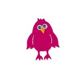 Oiseaux en feutrine Chuta