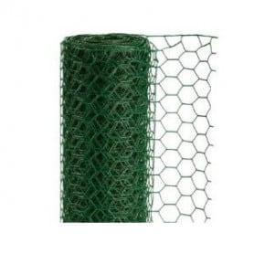 Grillage vert métal Infau