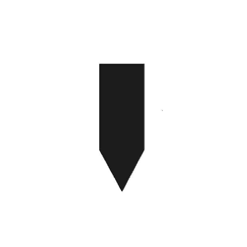 Flèche en PVC Interu - Matériel pour fleuriste