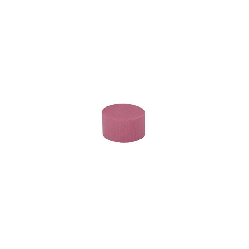 Cylindre en mousse fuchsia - Grossiste fleuriste