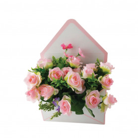 Enveloppe flowers box