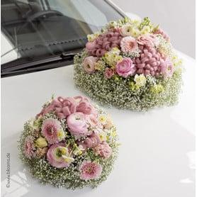 Oasis Auto-rondella ventouse mousse florale - mousse fleuriste