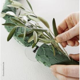 Guirlande de mousse - Matériel pour fleuriste