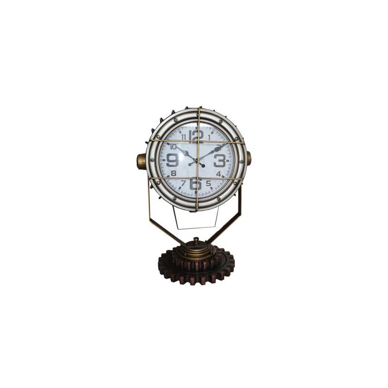 Horloge vintage grimio - Décoration grossiste