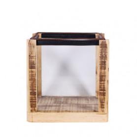 Terrarium verre et bois...