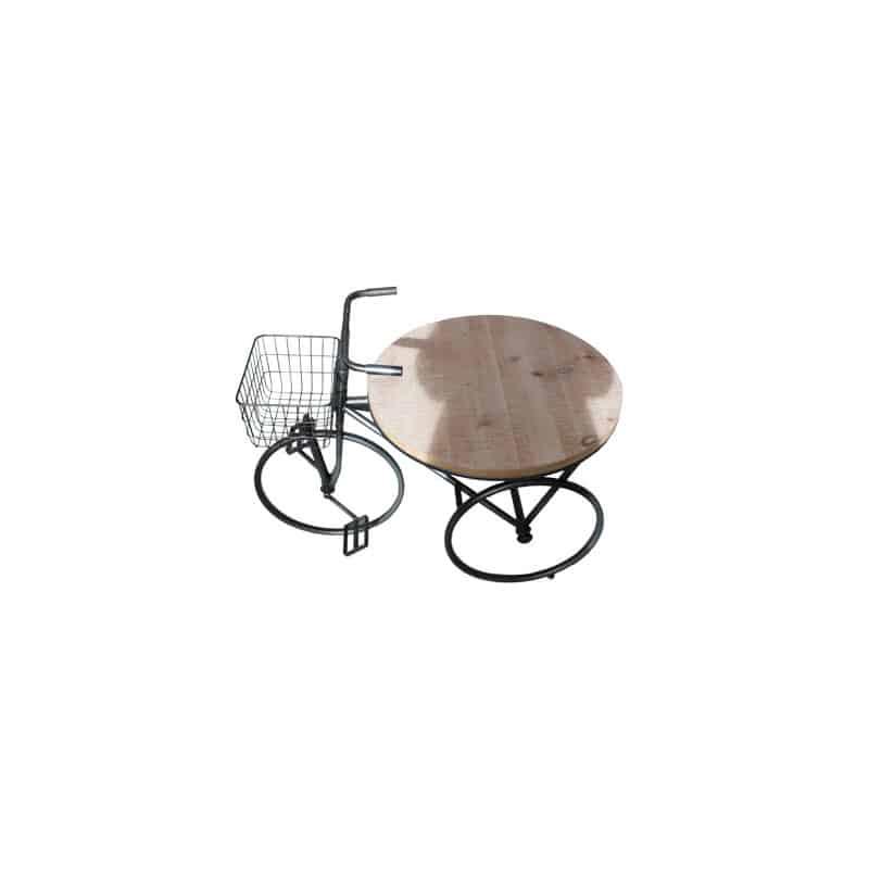 Console Vélo Maurice - décoration fleuriste