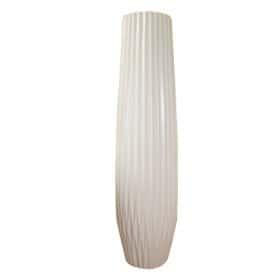 Vase haut strié Palpa