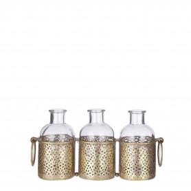 Trio mini flacons Erma