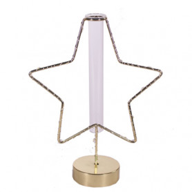 Eprouvette tube étoile LED...