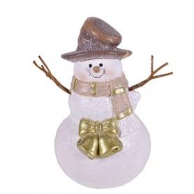 Bonhomme de neige nœud Booba