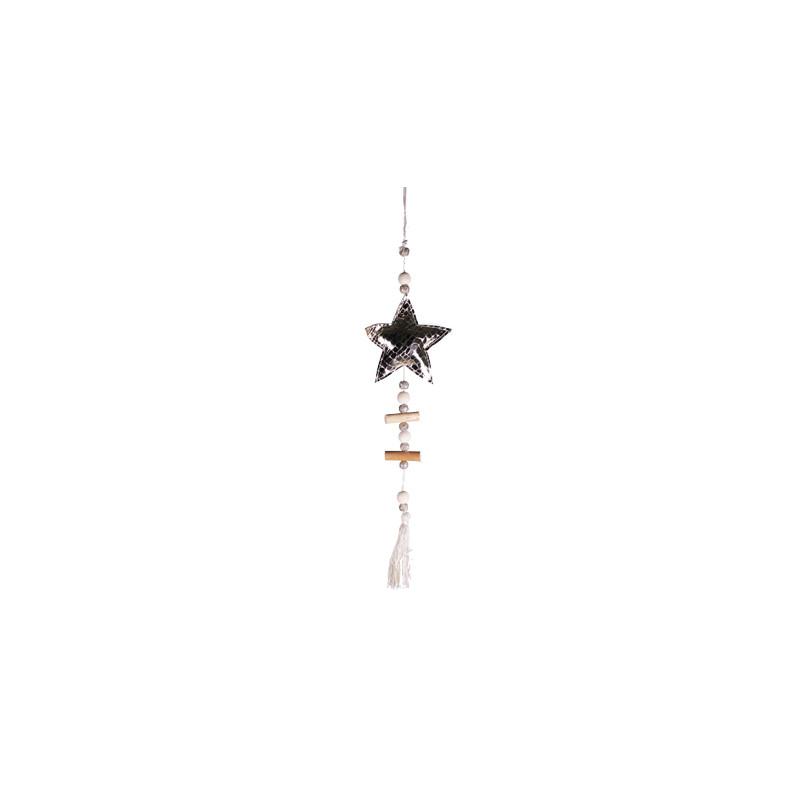 Suspension étoile Kylo - décoration nöel