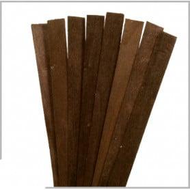 Wood Strips 0.80cm - 1m