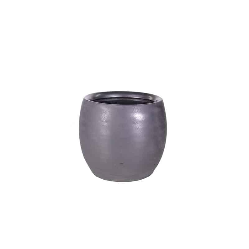 Pot rond céramique Nadale - décoration fleuriste