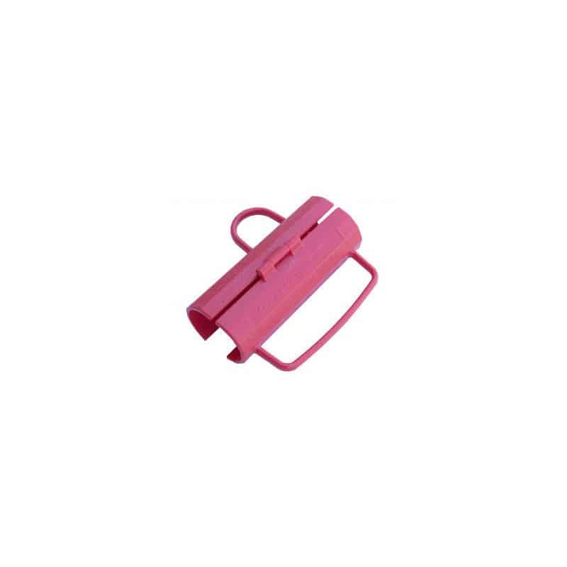 Désépineur plastique rouge Monier - outillage fleuriste