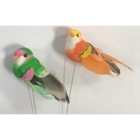12 oiseaux à piquer Elmasa