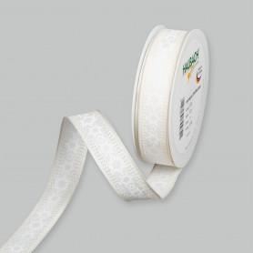 Ruban dentelle Kanten - 2 dimensions - accessoires fleuriste