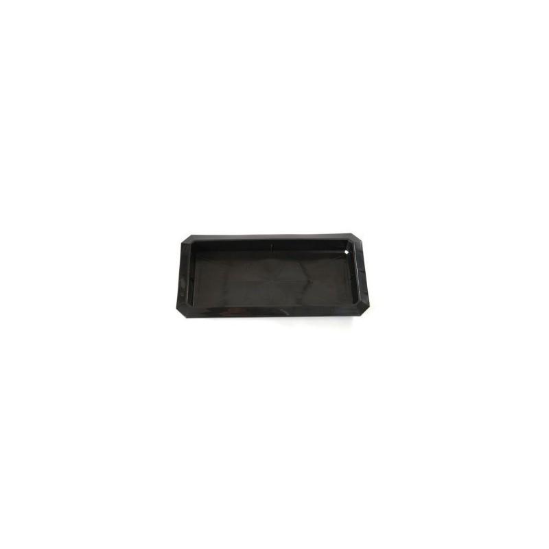 Coupe rectangle plastique Aurely - contenant fleuriste